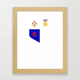 SteveTee Framed Art Print