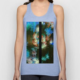 Starches as Such Unisex Tank Top