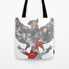 amazing culture of indonesia Tote Bag