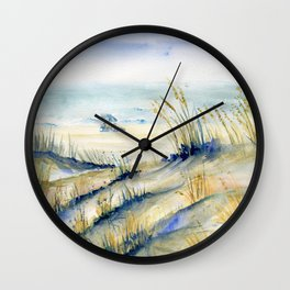 Ocean City Beach Maryland Wall Clock