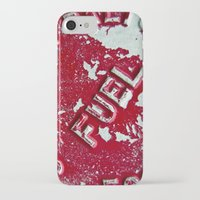 pocket fuel iPhone & iPod Cases featuring Fuel by AmandaMuses