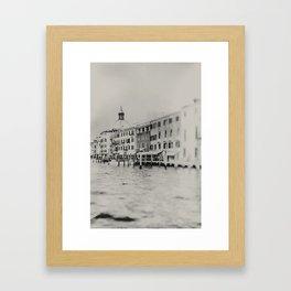 Venice - Study 333 Framed Art Print