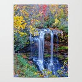 Dry Falls Poster