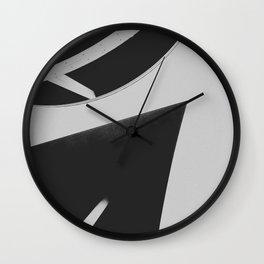 CONCRETE SHAPES Wall Clock