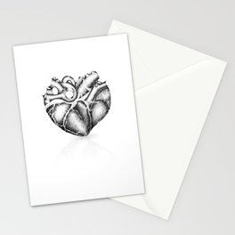 Just a heart Stationery Cards