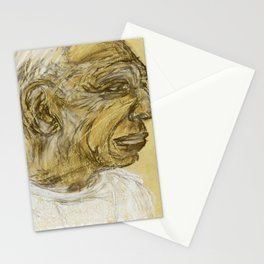 picasso portrait Stationery Cards