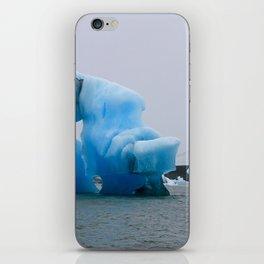 jökulhlaup iPhone Skin