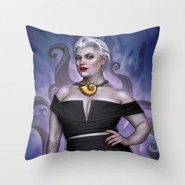 Ursula Throw Pillow