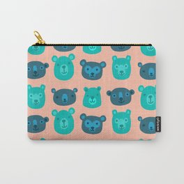 Bears! Bears! Bears! Carry-All Pouch