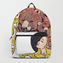 Goldilox Backpack