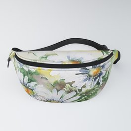 Spring Poetry Fanny Pack