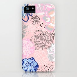 Pretty Florals iPhone Case