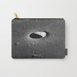 Apollo 10 - Moltke Moon Crater Carry-All Pouch