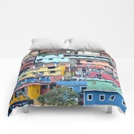 Venezuelan Tetris Comforters