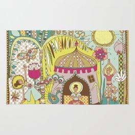 Yogashala by Justine Aldersey-Williams Rug