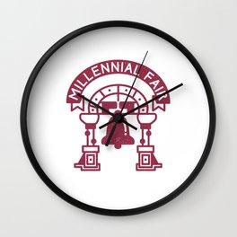 Millennial Fair (Chrono Trigger) Wall Clock