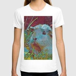 Popular Animals - Guinea Pig 2 T-shirt
