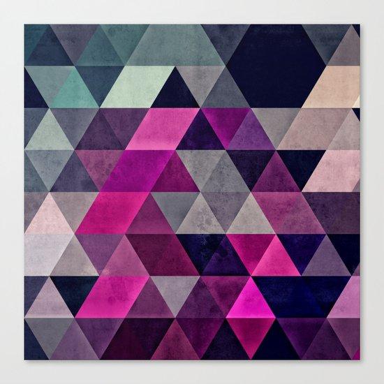 hylyoxrype Canvas Print
