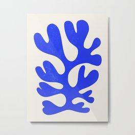 Electrik: Matisse Color Series III | Mid-Century Edition Metal Print