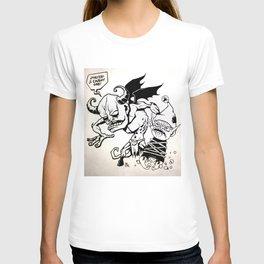 Demon and Dwarf T-shirt