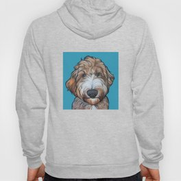 Seamus the Labradoodle Hoody