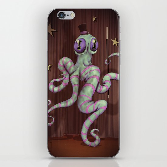 Cephalopod Performance iPhone & iPod Skin