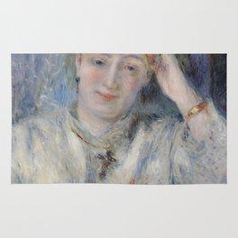 Portrait of Mademoiselle Marie Murer Rug