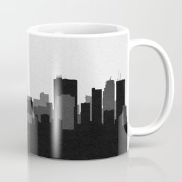 City Skylines: Winnipeg Coffee Mug