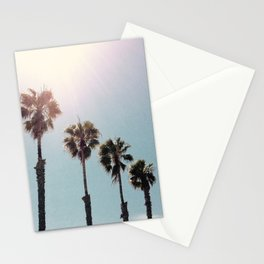 Four Palms Stationery Cards