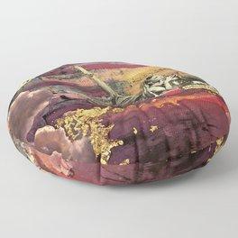 Reflected Glory Floor Pillow