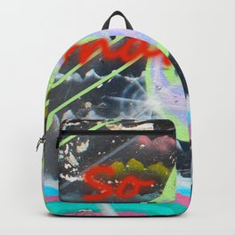So What? Backpack