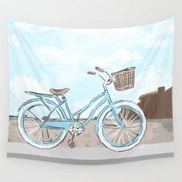 Beach Cruiser Wall Tapestry