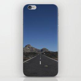 Teide National Park iPhone Skin