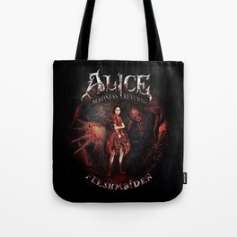 Alice Madness Returns Fleshmaiden Game Tote Bag