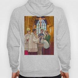Baptism Seven Sacraments Hoody
