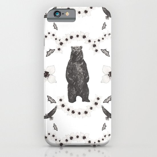 North America's Flora and Fauna iPhone & iPod Case