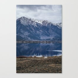 Twin Lakes Magic Canvas Print