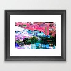 BAR#7968 Framed Art Print