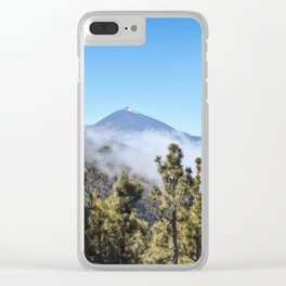 La Corona Forestal Clear iPhone Case