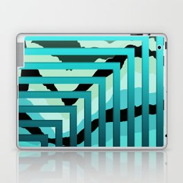 TOPOGRAPHY 2017-007 Laptop & iPad Skin