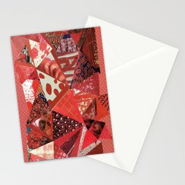 Collage - Red Hott Stationery Cards