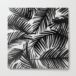 Tropical Pattern 02D Metal Print