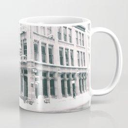 New York City - Snow - Soho Coffee Mug