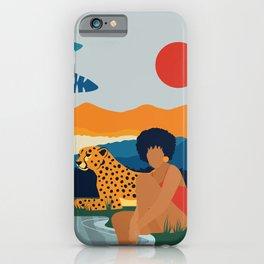 Jungle Boogie iPhone Case