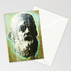 HOLYGHOSTFACE Stationery Cards