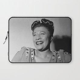Ella Fitzgerald Laptop Sleeve