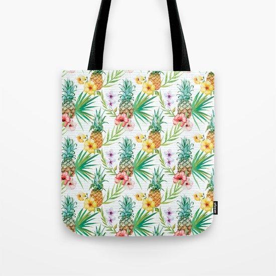 Tropical Summer #13 Tote Bag