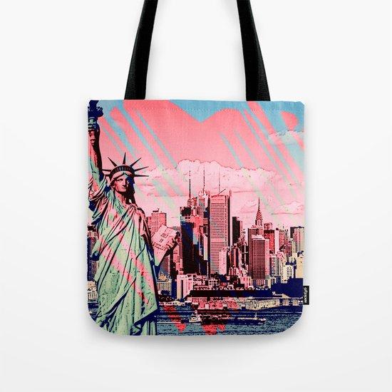 THIS CITY!  |  New York Love Tote Bag