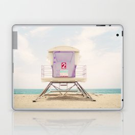 Lifeguard Tower 2  Laptop & iPad Skin