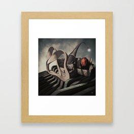 "Mirage ""D"" Framed Art Print"